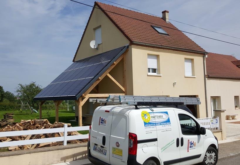 Part-Ener Photovoltaique Allier